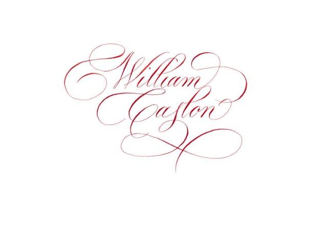 William Caslon