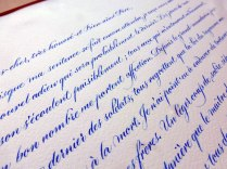 Jean-Théophane Venard's Last Letter to his Father