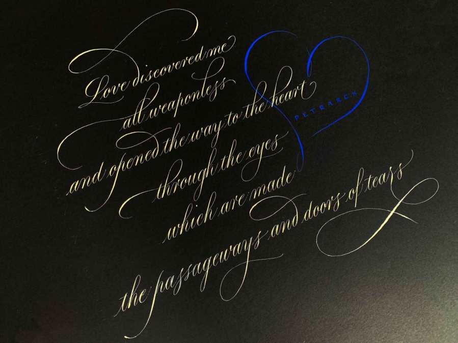 Petrarch - Il Canzoniere, Poem 4